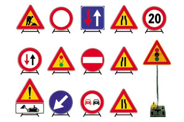 segnaletica stradale ragi macchine ed attrezzature edili o clipart black and white o clip art template