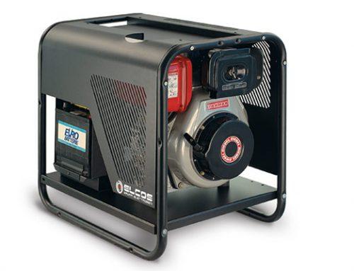 Generatore elettrico portatile 3,5 e 4,8 kW